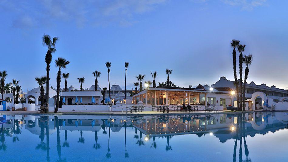 Hotel De Luxe Rabat